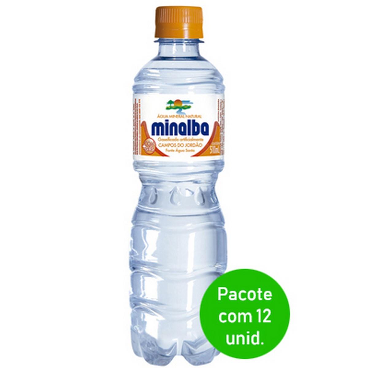 Agua mineral atacado
