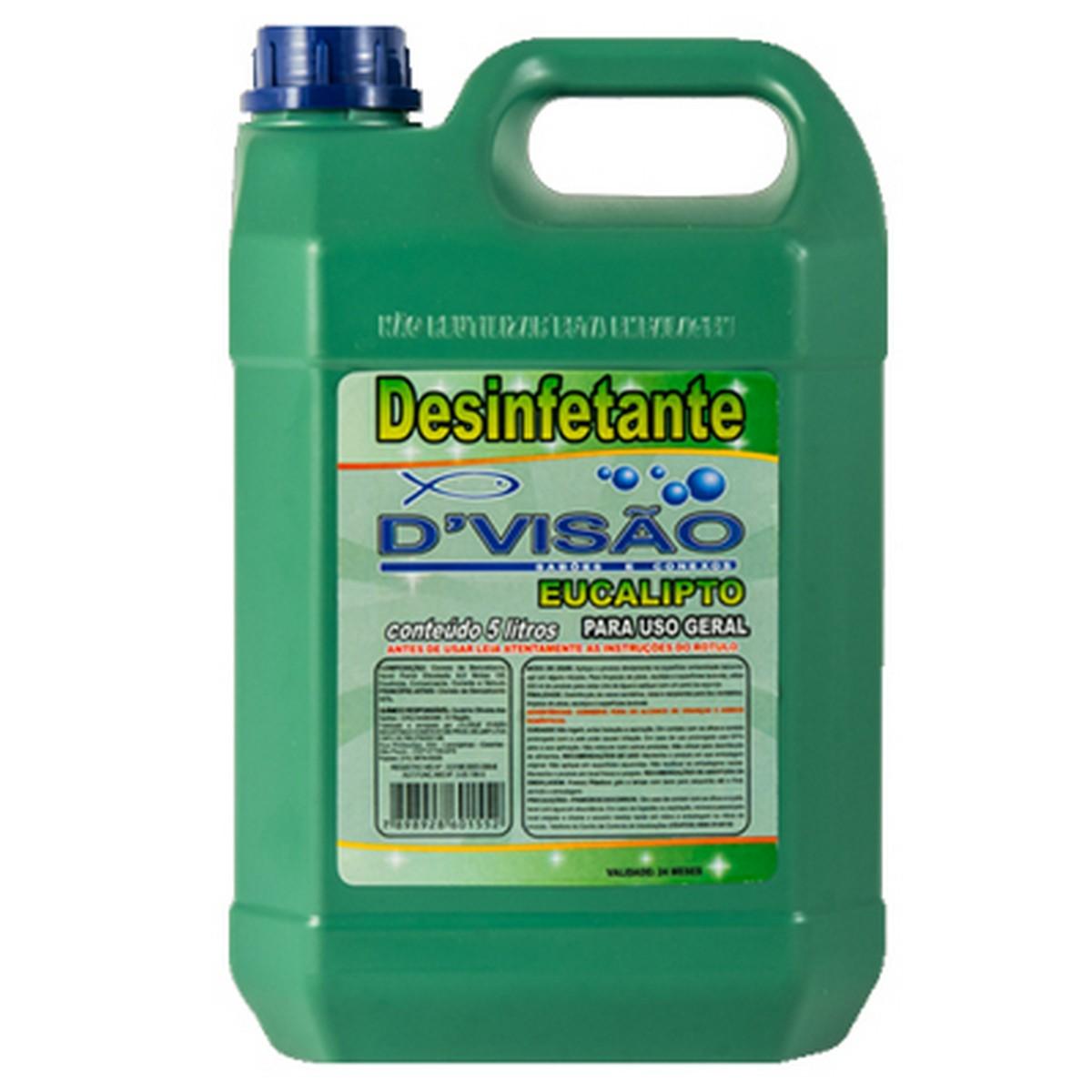 Distribuidora de desinfetante