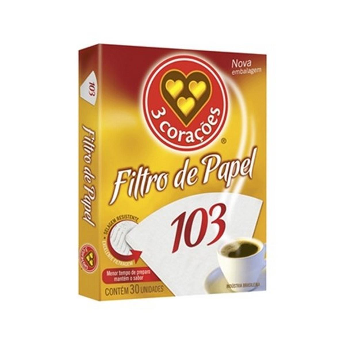Distribuidora de filtro de cafe