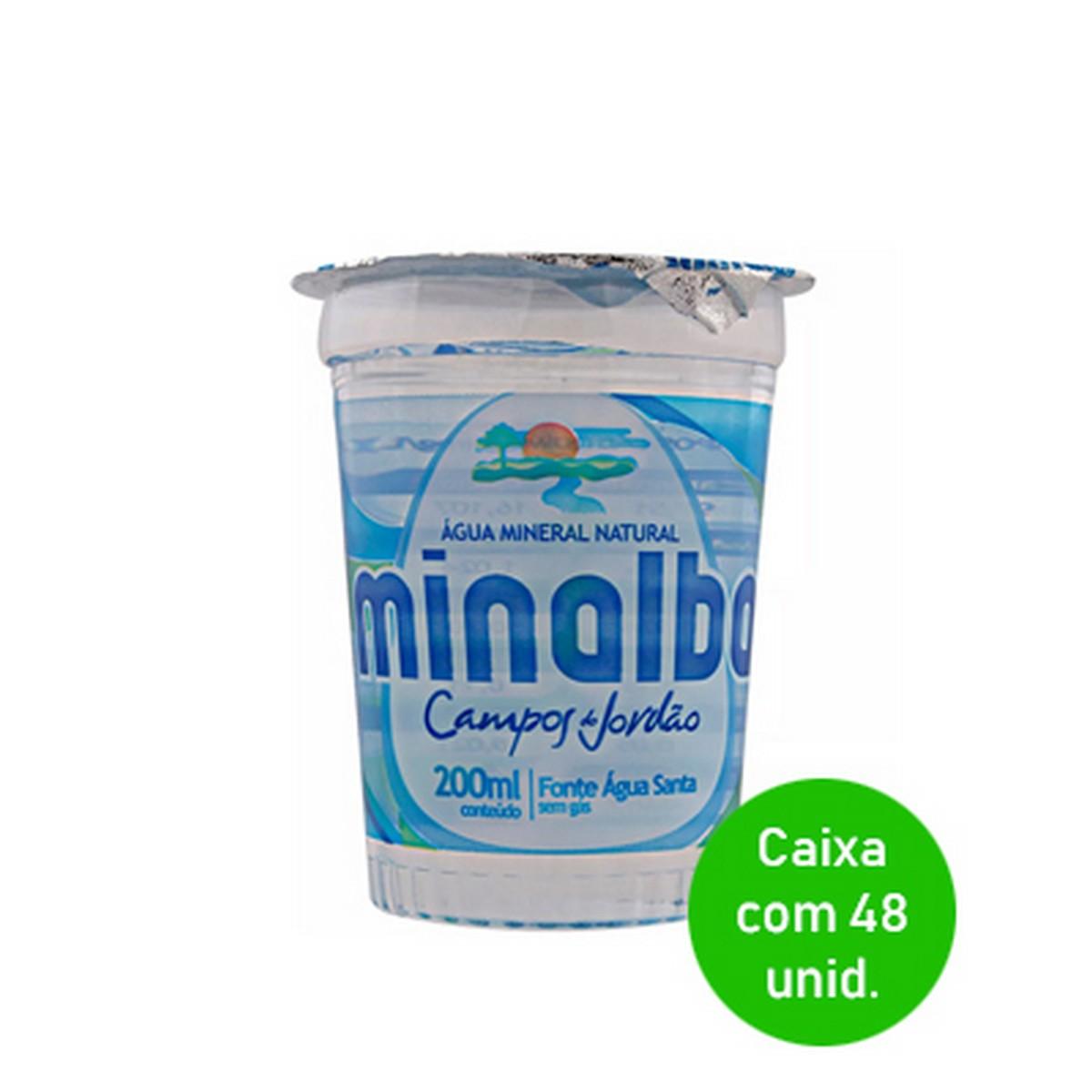 Fornecedor de agua mineral