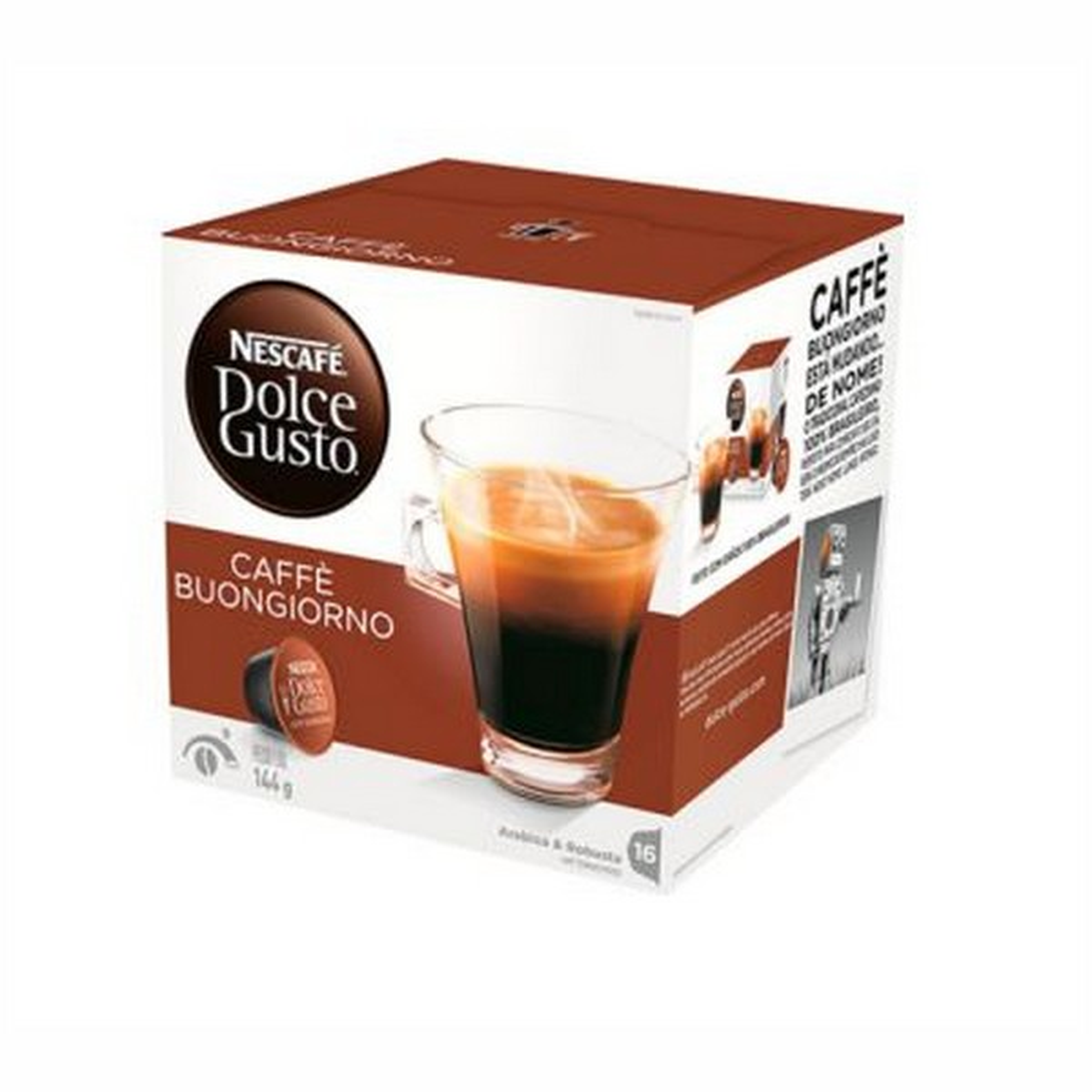 Fornecedor de capsulas de cafe