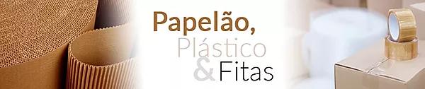 Papelão, Plásticos e Fitas