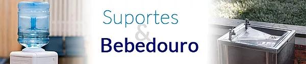 Suportes e Bebedouros